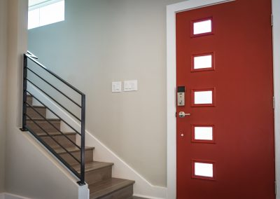 STAIRS, DOORS, PANELING & MOULDING