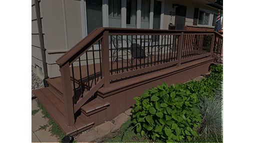 Deck Design and Build | Door Replacement