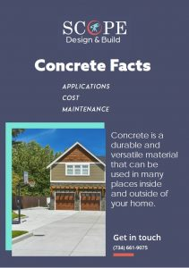 cover image for scope design and build concrete facts pdf
